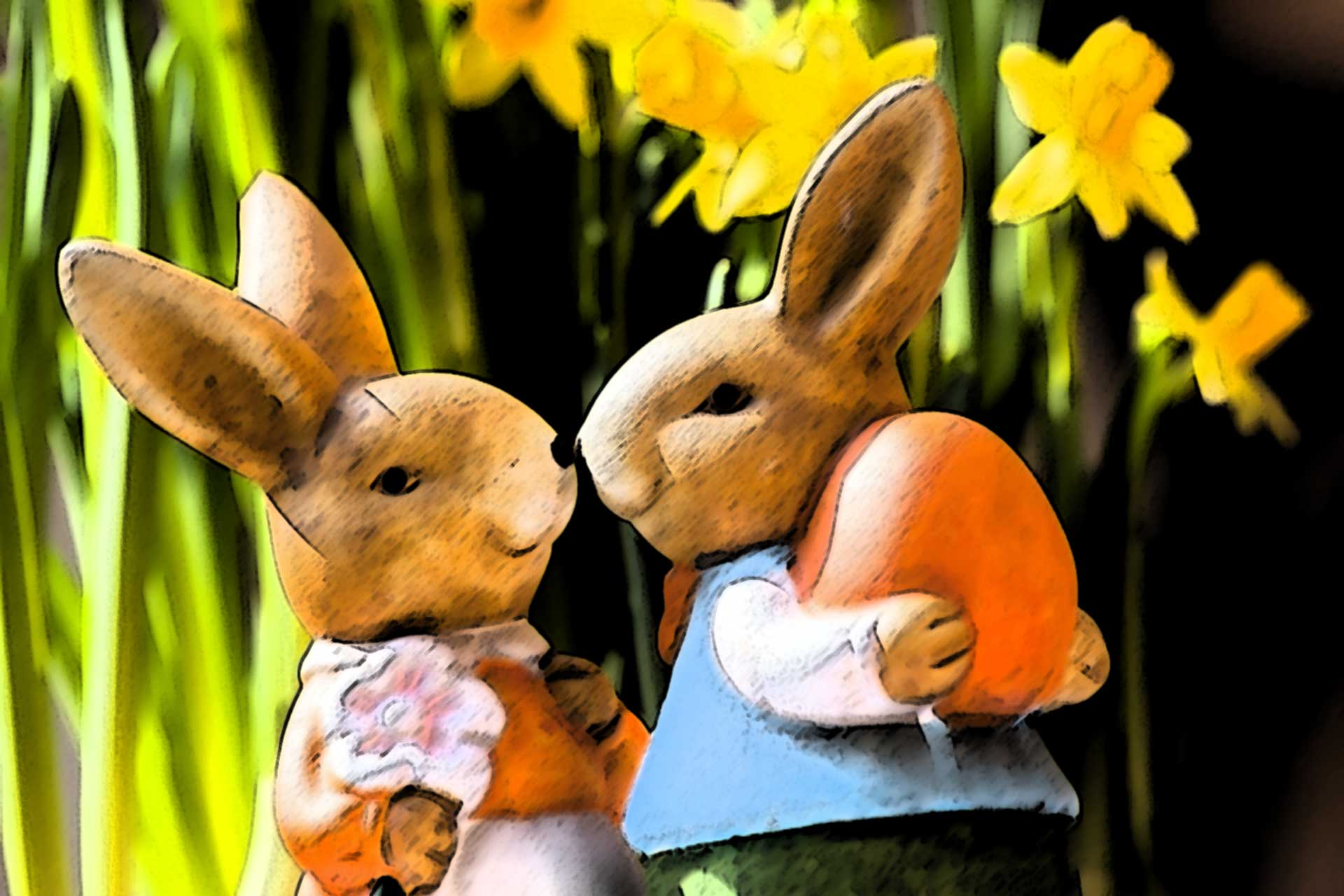 Holiday Painting Events - Easter Sunday