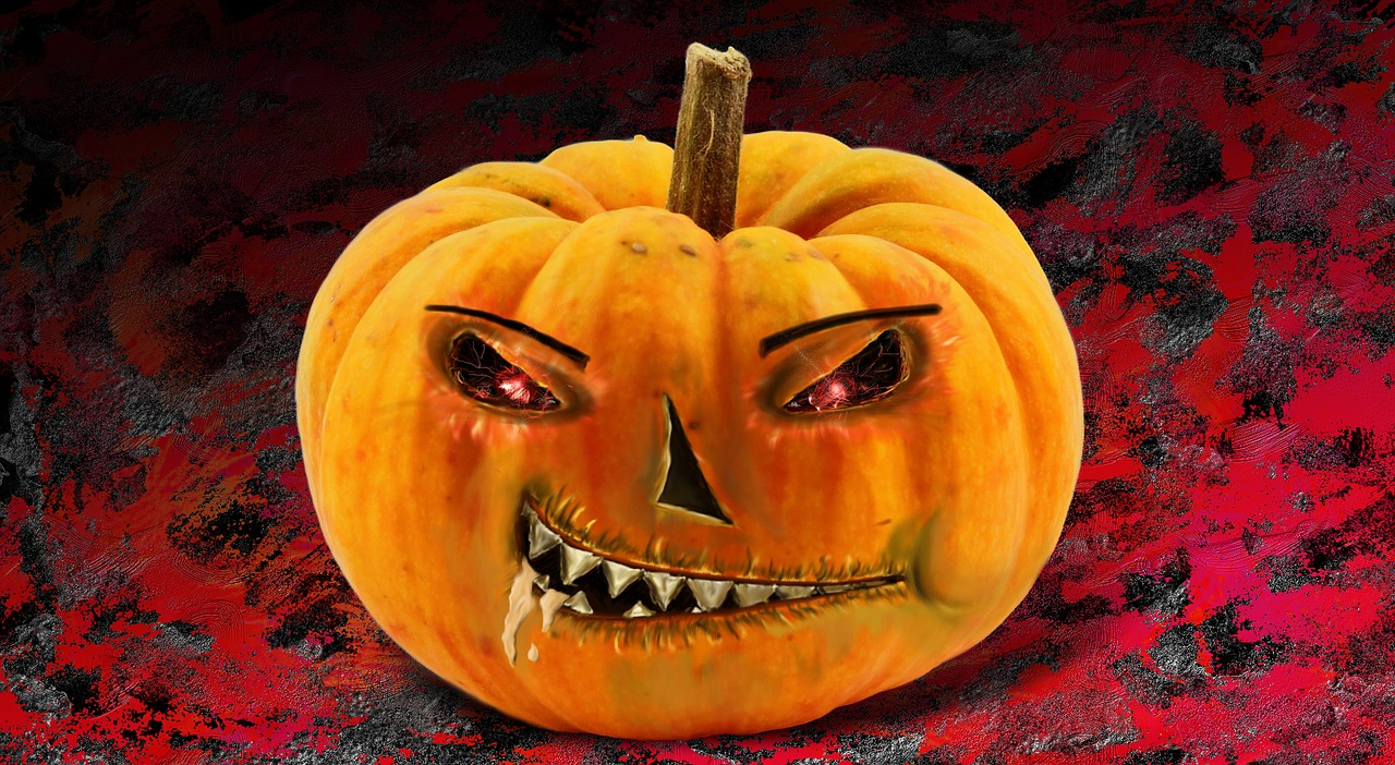 Holiday Painting Events - Halloween