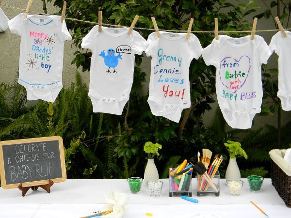 Baby Showers: We offer fun and exciting baby shower parties.
